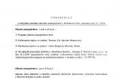 Usnesení č.2/2010
