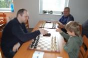 Šachový turnaj dvojic