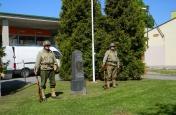 Vojenská historická kolona