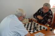 Mistrovské utkání - šachy