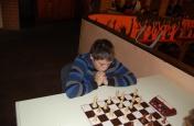 Šachový turnaj dětí