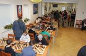 Šachy - turnaj dětí