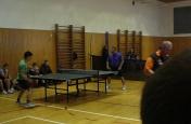Velikonoční turnaj ve stolním tenisu