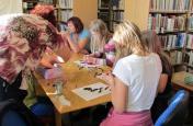 Akce v knihovně