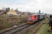 Mikulášský vlak LUCIFER