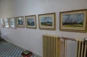 Výstava z děl p. Václava Kučery