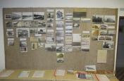 Výstava z historie obce a výroby skláren