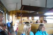 Výlet historickým vlakem