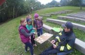 Závody mladých hasičů
