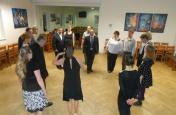 Taneční před plesovou sezonou