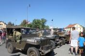 Historická vojenská vozidla 2018
