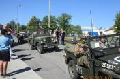 Historická vojenská vozidla 2018 II.