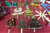 Vánoční trh základní školy