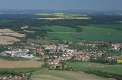 Letecký snímek 2007