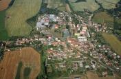 Letecký snímek 2008